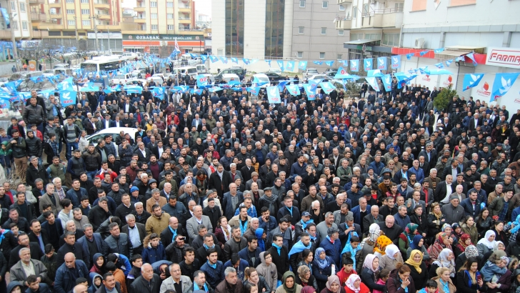 DSP Genel Başkan Yardımcısı Erçelebi'den 'ittifak' açıklaması!