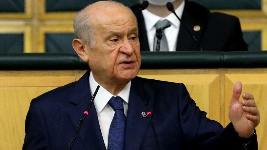 Bahçeli'den CHP ve İYİ Parti'ye çağrı