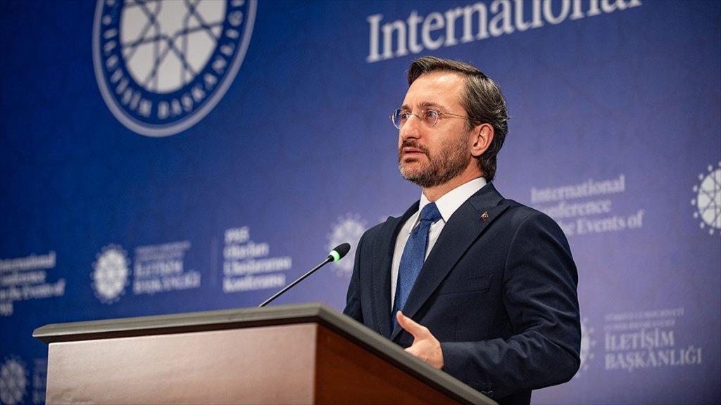 Cumhurbaşkanlığı İletişim Başkanı Altun: Sözde Ermeni Soykırımı İddiası Sadece Siyasi Hesaplardan Beslenen Bir İftiradır