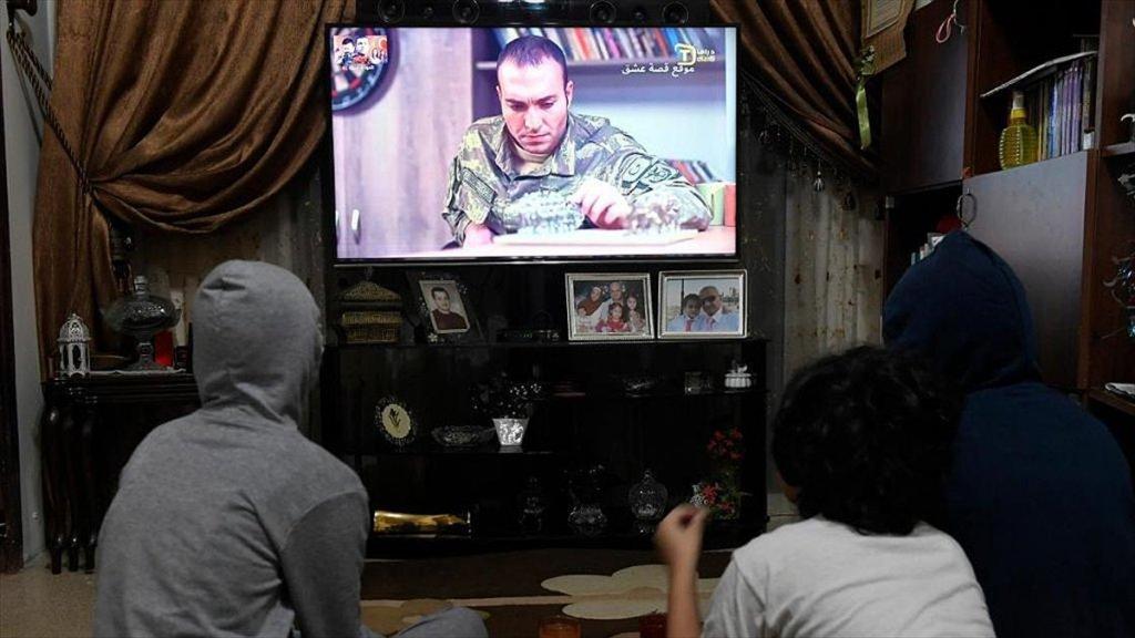 Türk Dizileri Bu Ramazanda Da Lübnan'da En Çok İzlenenlerin Başında Geliyor