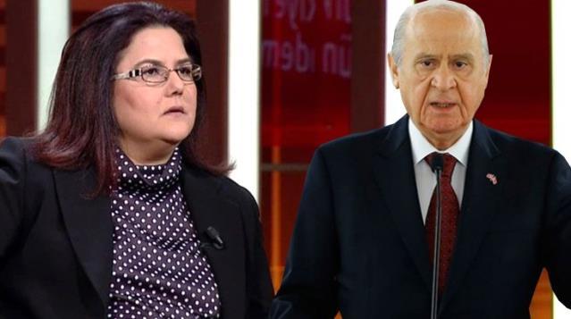 Yeni Bakanın Bahçeli için kullandığı ifade MHP'lileri kızdıracak