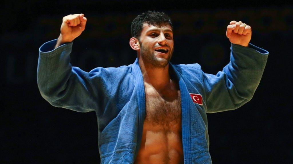Avrupa Şampiyonu Milli Judocu Vedat Albayrak'ın Hedefi Tokyo'da Altın Madalya