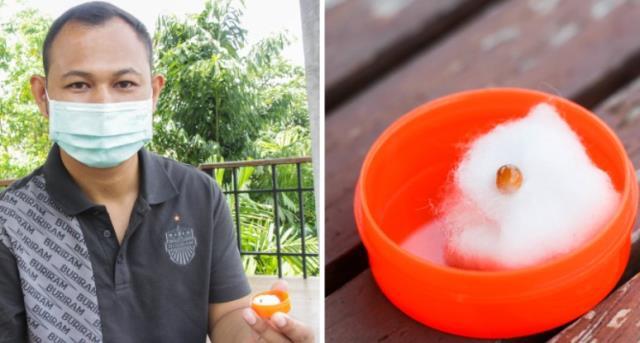 Polis memuru, pazardan aldığı deniz ürünü sayesinde servete kondu
