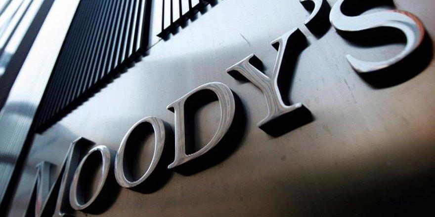 Moody's, 2019'da Türkiye için yüzde 2 daralma bekliyor