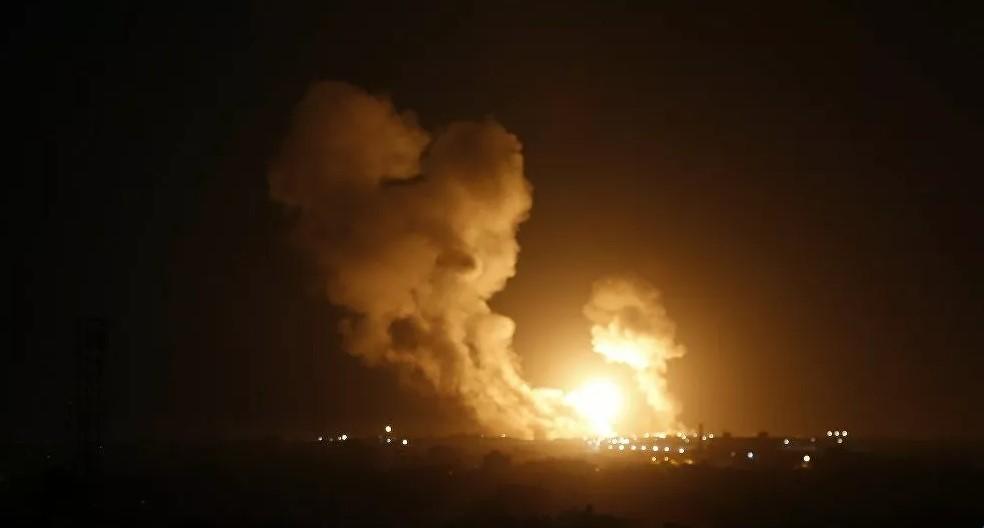 İsrail Dimona kenti yakınlarında şiddetli patlama