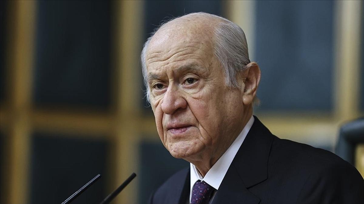 Mhp Genel Başkanı Bahçeli: Tbmm Türk Milletinin Ta Kendisi, İstikbal Haysiyetimizin Ebedi Güvencesidir