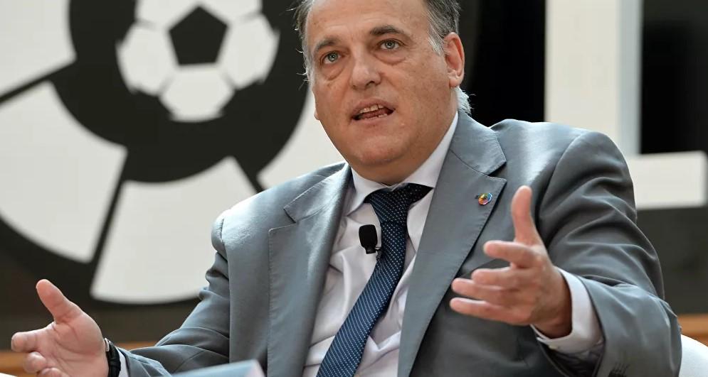 LaLiga Başkanı: Avrupa Süper Ligi için 25 yıl beklediler 48 saatte bitti