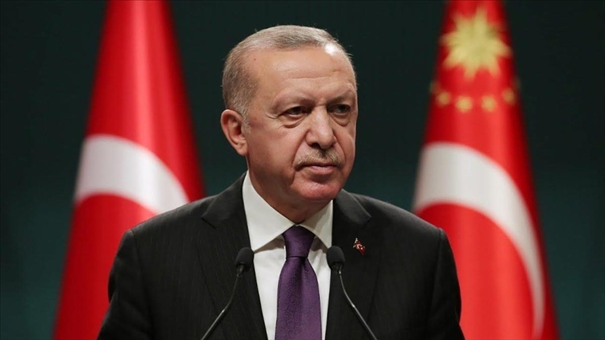 Cumhurbaşkanı Erdoğan: Yüce Meclisimiz Milli İradenin Tecelligahı Olarak İlelebet Varlığını Sürdürecek