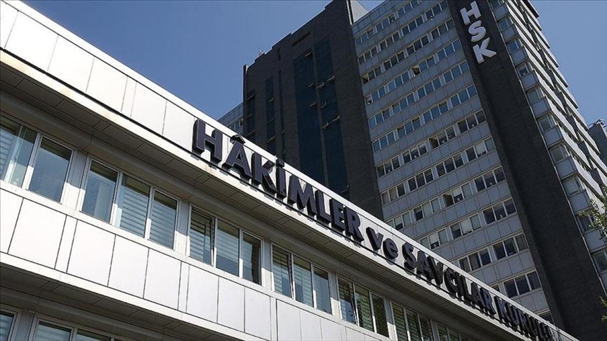 HSK, 3 bin 42 Hakimin Görev Yerini Değiştirdi