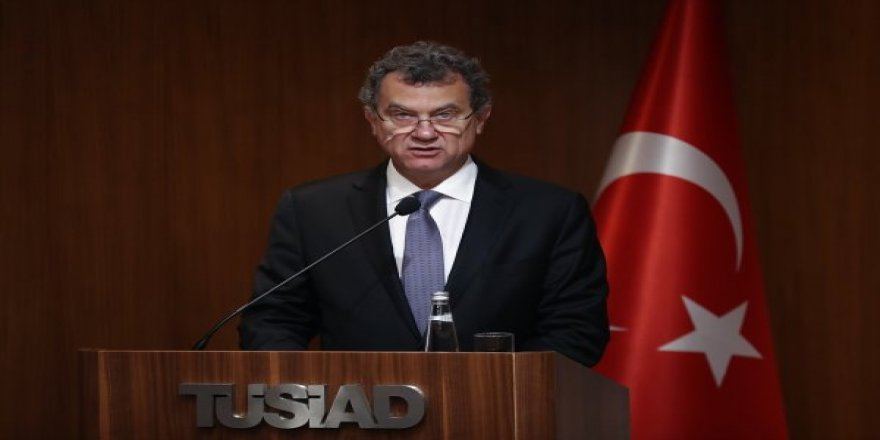 TÜSİAD Başkanı Kaslowski'nin ekonomi değerlendirmesi