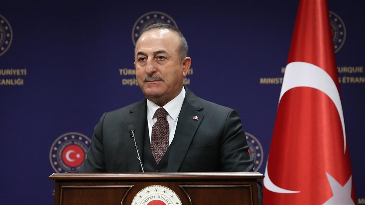 Çavuşoğlu'ndan, AB heyeti ile yaşanan protokol krizine yanıt