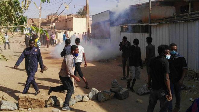 SUDAN'DA OHAL MAHKEMELERİ KURULUYOR