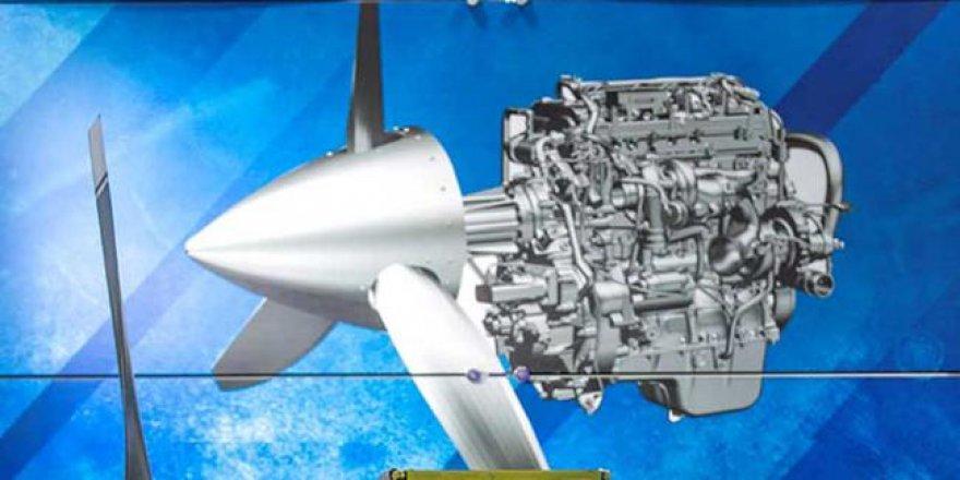 Savunma Sanayii Başkanlığı'ndan 'PD170 İHA motoru' paylaşımı