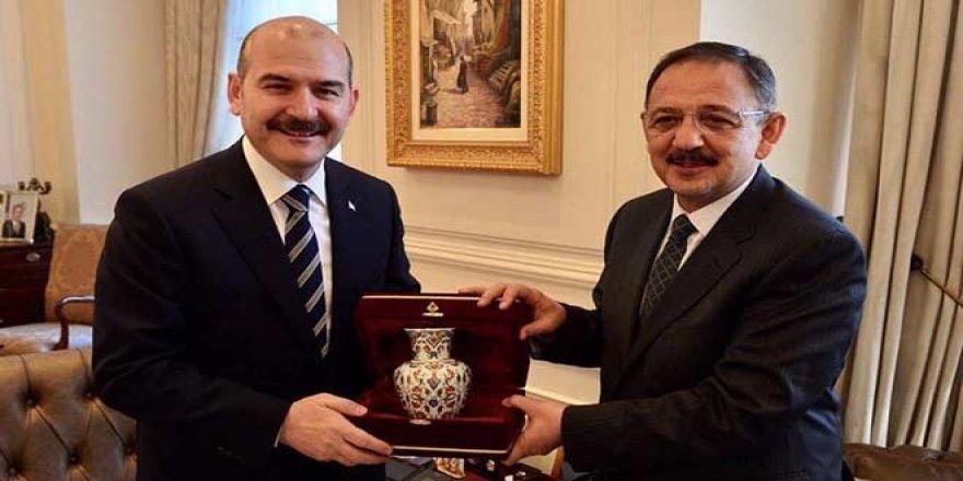 'Mehmet Özhaseki adaylıktan çekilecek, Süleyman Soylu aday olacak' iddiası