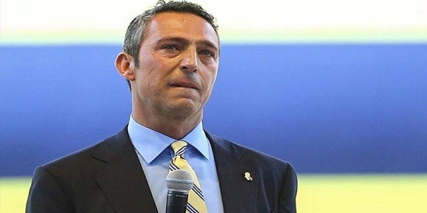 Fenerbahçe Başkanı Ali Koç da dolandırıcılara para kaptırdı