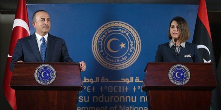 Libya'dan Türkiye'ye kritik çağrı