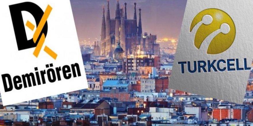 Demirören-Turkcell savaşında ikinci perde: Barselona krizi