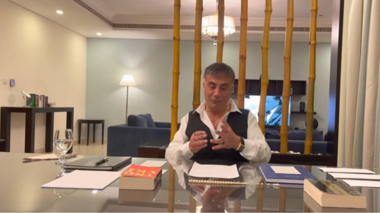 Sedat Peker'den ikinci video! Mehmet Ağar ve oğlu Tolga Ağar'a şok suçlamalar