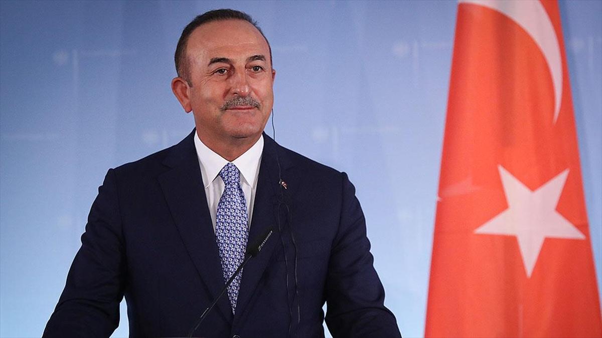Çavuşoğlu, Mısır ve Ürdünlü mevkidaşlarıyla görüştü