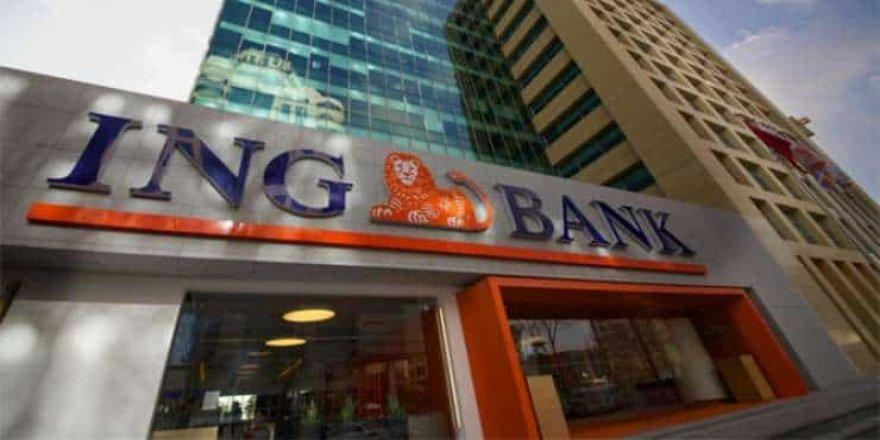 ING Türkiye'nin ilk çeyrek finansal sonuçları açıklandı