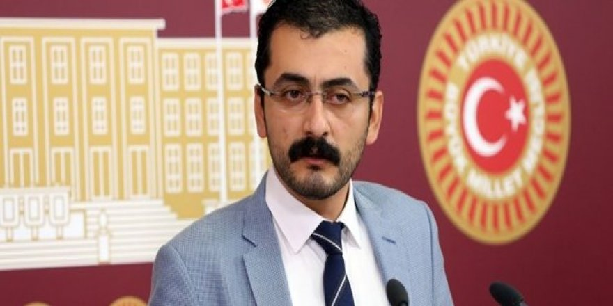 Eski CHP Milletvekili Eren Erdem'e 4 yıl 2 ay hapis