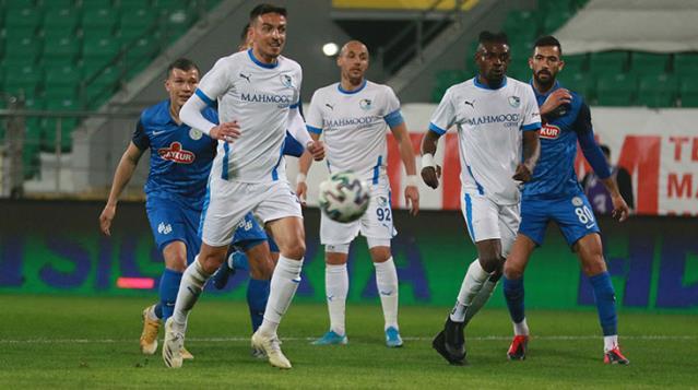 Süper Lig'de bitime 1 hafta kala Büyükşehir Belediye Erzurumspor'un küme düşmesi kesinleşti