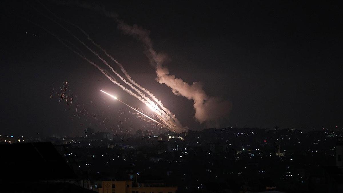 Uzmanlara Göre Gazze'den Atılan Roketler İsrail'in 'Demir Kubbe'sini Delerek Caydırıcı Bir Denklem Oluşturuyor