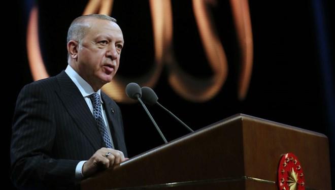 Cumhurbaşkanı Erdoğan: Coronavirüs kadar tehlikeli bir virüs