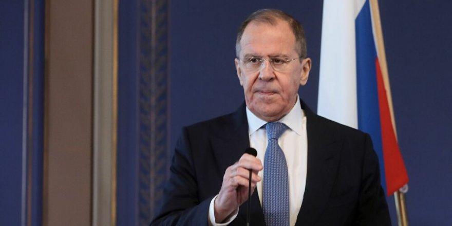 Lavrov: Ortadoğu Dörtlüsü'nün toplanması en acil görev haline geldi