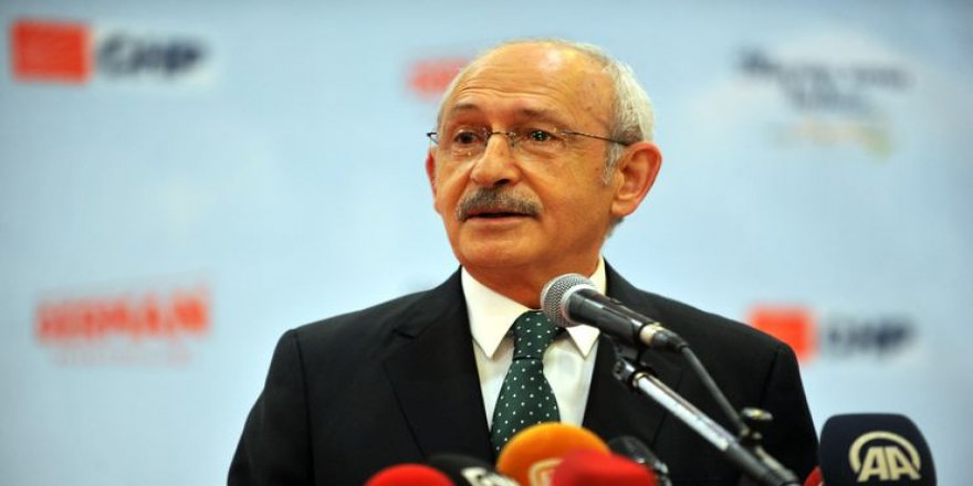 Kılıçdaroğlu'ndan yeni partiye sıcak mesaj