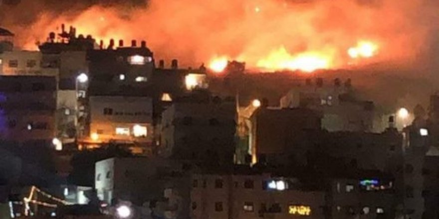 İsrail askerleri Gazze'ye girdi