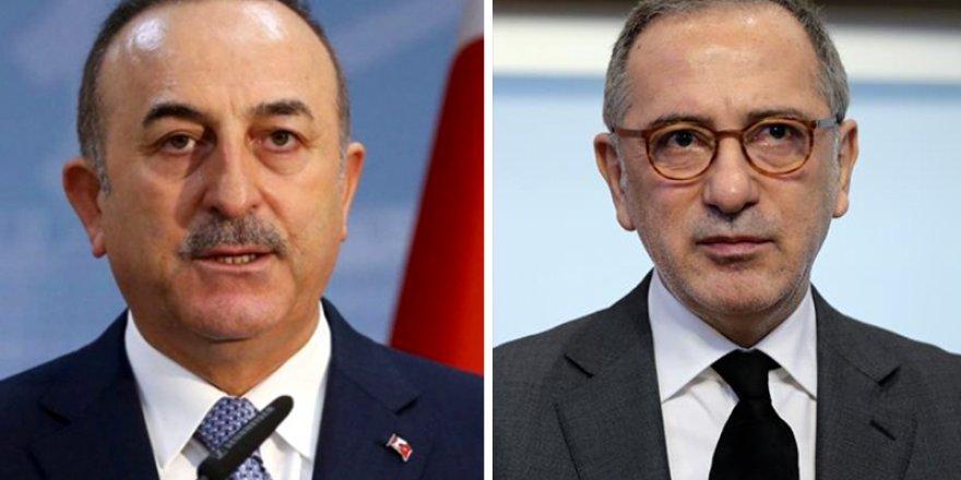 Fatih Altaylı'dan Çavuşoğlu'na: Ben Ümmet falan değilim...