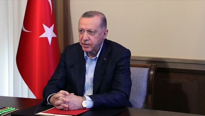 Cumhurbaşkanı Erdoğan'dan 'kontrollü normalleşme' açıklaması