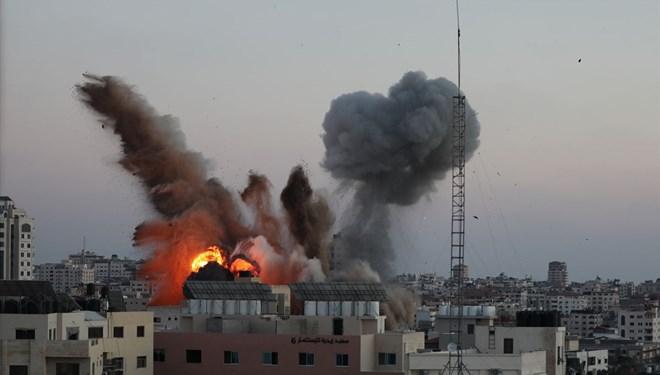 İsrail saldırılarında 122 can kaybı