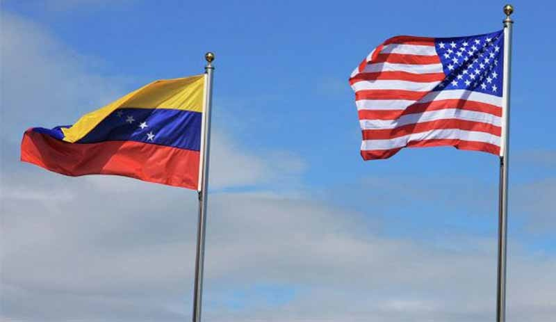ABD MADURO'NUN DEĞİŞMESİ İÇİN KOALİSYON KURMAYA ÇALIŞIYOR