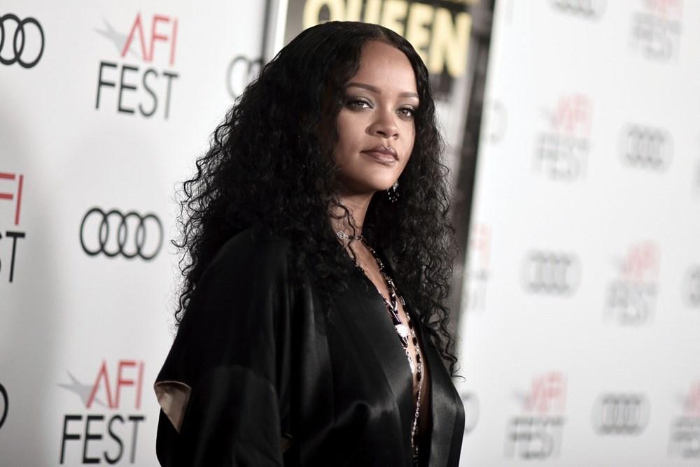 Rihanna'dan İsrail-Filistin paylaşımı: Bu döngünün kırılması gerekiyor