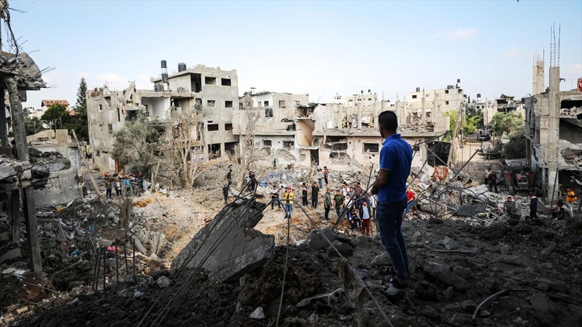 Filistin Yönetimi: ABD'nin Sessizliği Gazze, Batı Şeria Ve Kudüs'teki Katliamlara Yol Açtı
