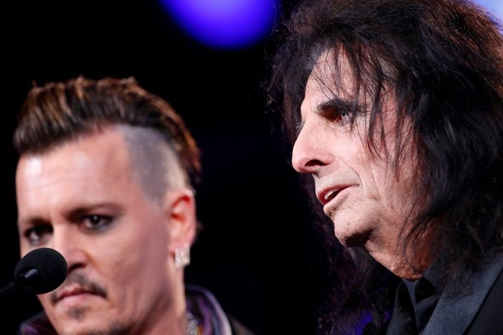 Alice Cooper: Johnny Depp tanıdığım en zararsız insan