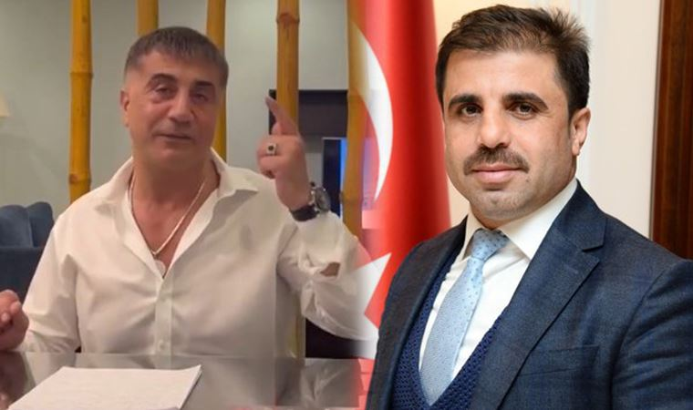 Süleyman Soylu'nun danışmanından Sedat Peker'e araba yanıtı