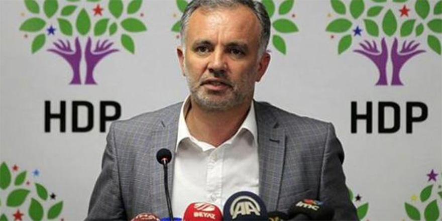 HDP Sözcüsü Bilgen'den yerel seçim açıklaması