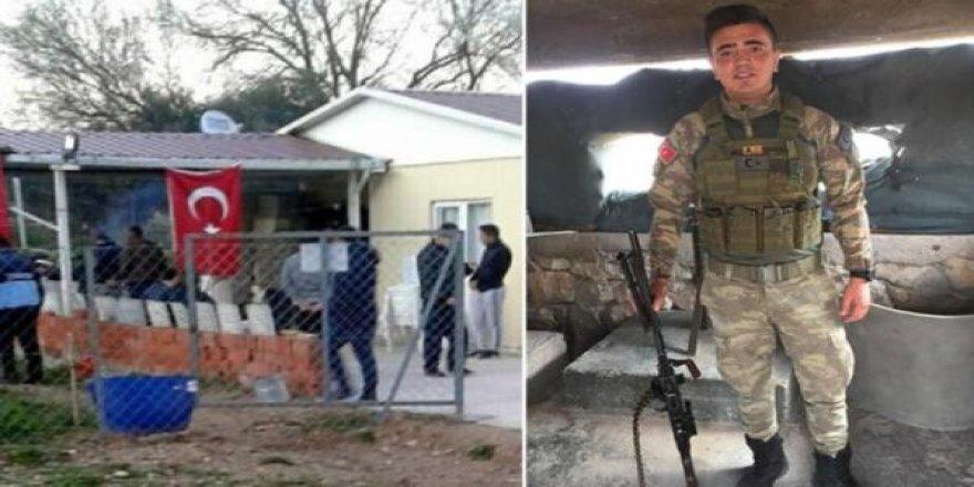 Memleketinde Toprağa Verildi: Silopi'de Arkadaşının Silahıyla Vurulan Asker Uğur Çakmak Şehit Oldu