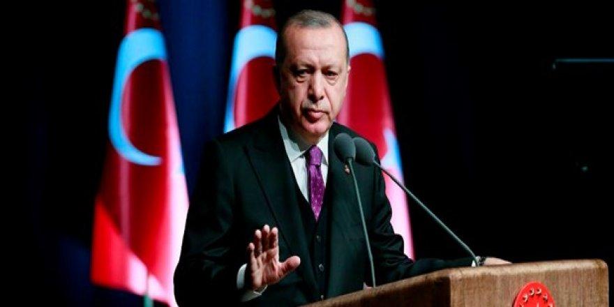 """Cumhurbaşkanı Erdoğan: """"TARIM SPEKÜLATÖRLERİNİ MİLLİ GÜVENLİK SORUNU OLARAK GÖRÜYORUZ"""""""