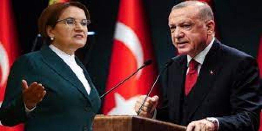 Akşener'den Erdoğan'a 'doyurma' yanıtı