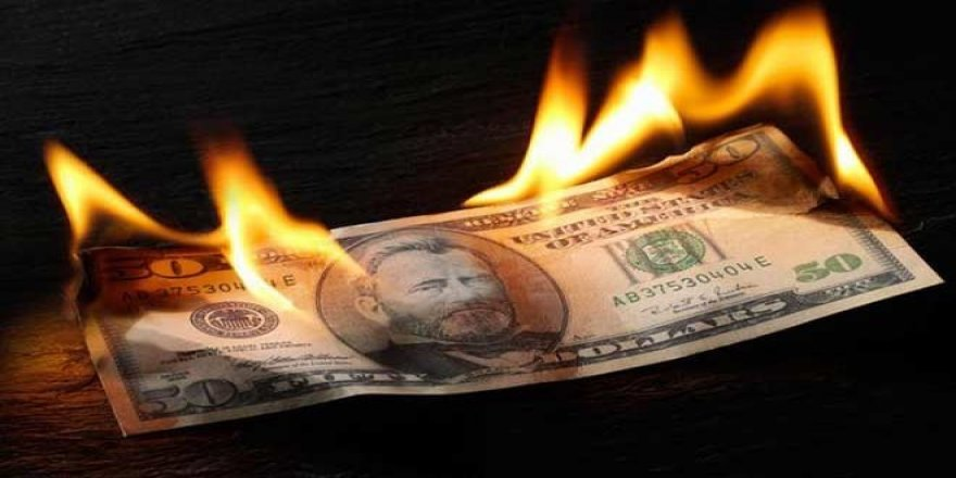 Merkez Bankası'nın faiz kararı sonrası dolar yükselişe geçti