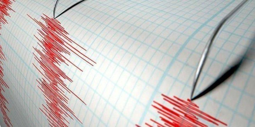 Antalya'nın Kumluca ilçesi açıklarında 4,3 büyüklüğünde deprem
