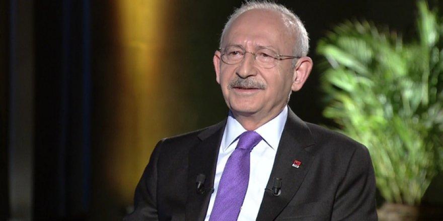 CHP lideri Kılıçdaroğlu: Sarıgül'e orayı teklif ettik, 'istemiyorum' dedi