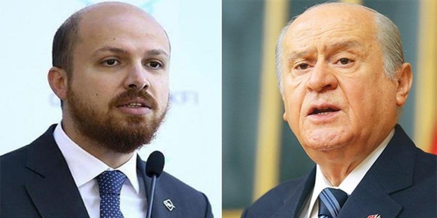 Bilal Erdoğan, Bahçeli'ye açtığı davadan vazgeçmiyor