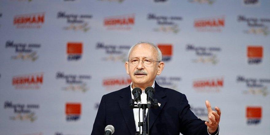 Kılıçdaroğlu: Yurt dışından gelen turistler de terörist olacakmış, Alman'dan Japon'dan ne istiyorsun kardeşim