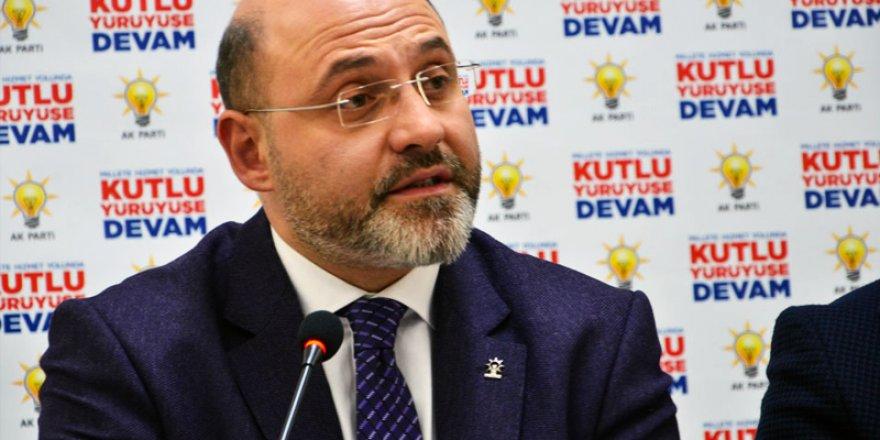 AK Parti Kütahya İl Başkanı: Millet İttifakı'nı destekleyenlerin bu sokaklarda, mahallelerde gezme şansı olmayacak
