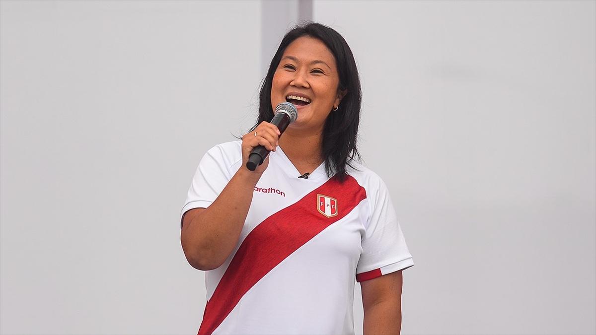 Devlet Başkanlığı Seçiminde Sağcı Aday Fujimori Yarışı Önde Götürüyor